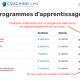 Duplication en 1 click d'un programme complet de coaching et d'apprentissage